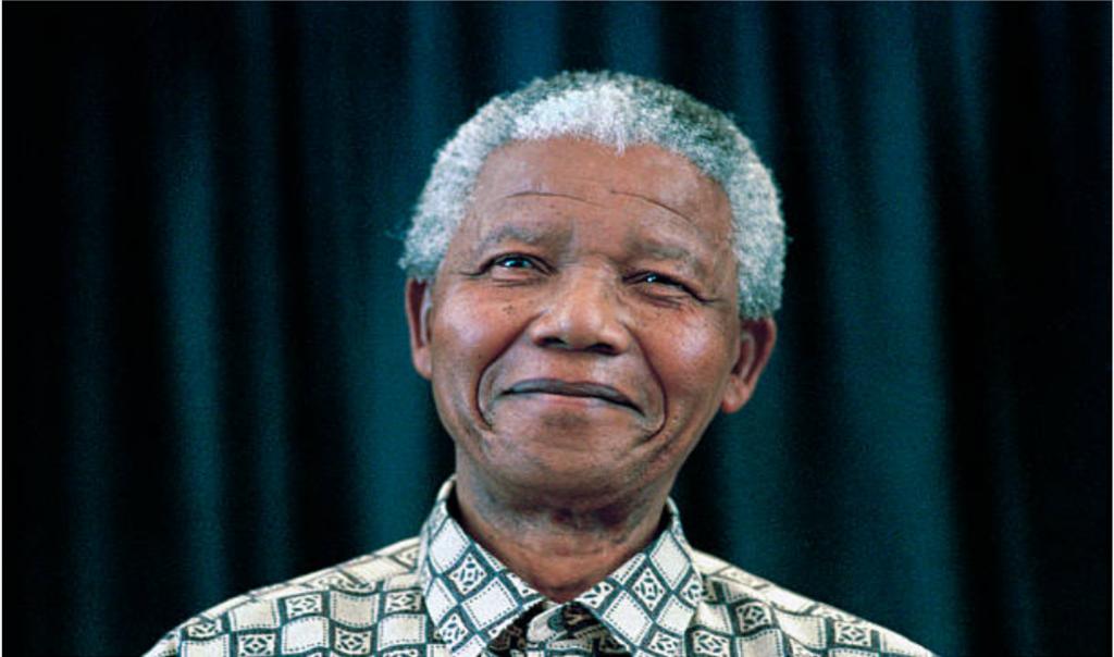 GEC #2 Nelson Mandela